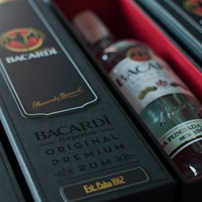 Bacardi Limited Package